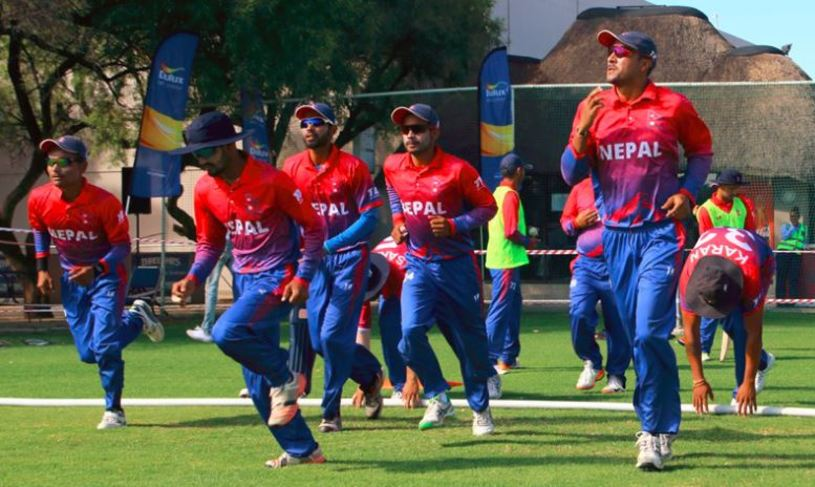 Cricket division 2 nepal 1