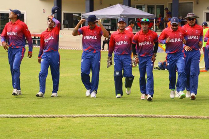 Nepali cricket team 1jbnjgmizn