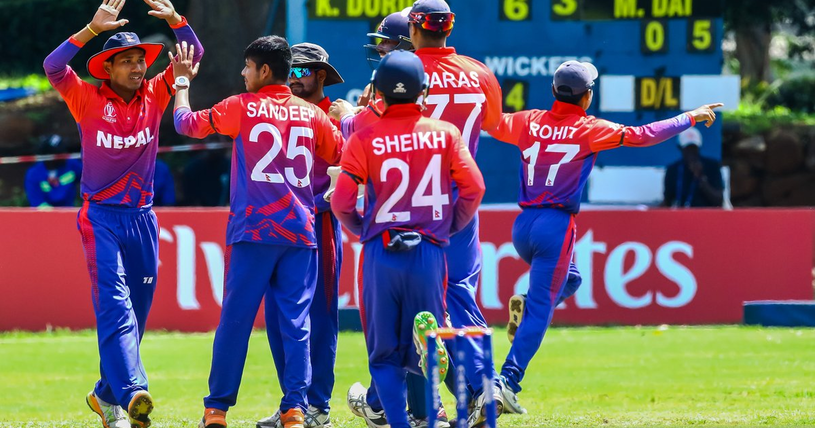 Team nepal cricket wqivyekvsr