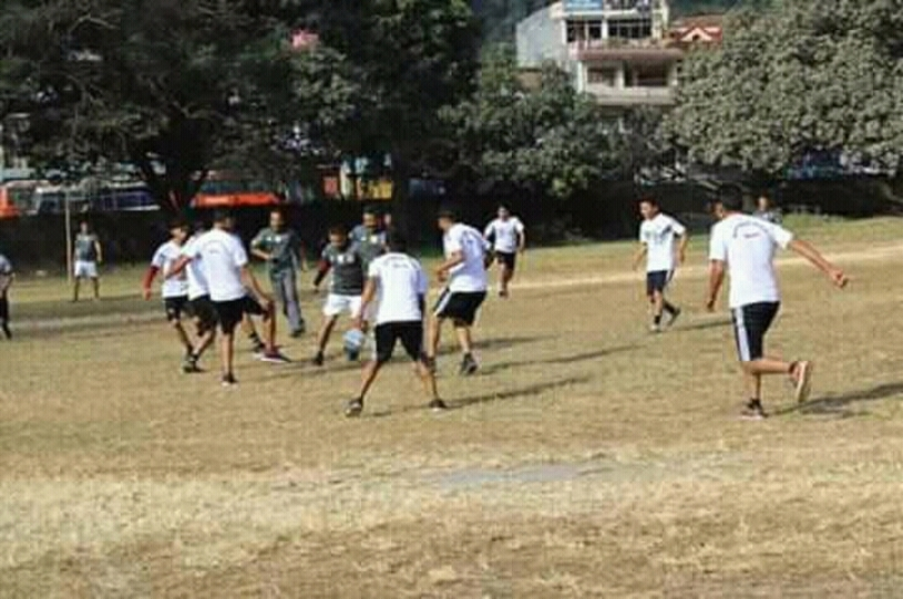 Butwal multiple campus footballl pic