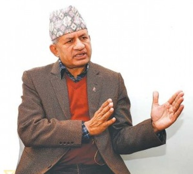 Foreign minister of nepal pradip gyawali